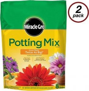 Miracle-Gro VB00008 Potting Mix