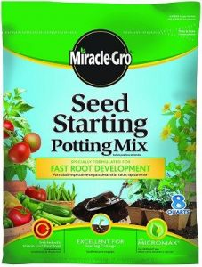 Miracle-Gro Seed Starting Potting Mix