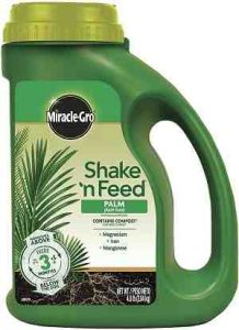 Miracle-Gro Shake 'N Feed Palm Plant Food